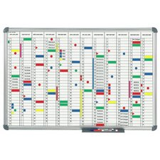 Office Annual Whiteboard Planner