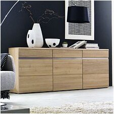 Taga 3 Doors 3 Drawers Sideboard