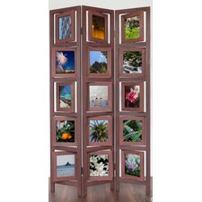 Raumteiler Treppenregal, 107,5 cm x 104,5 cm