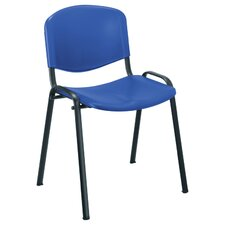 Club Canteen Armless Stacking Chair