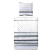 Bettwäsche-Set Renforce aus 100% Baumwolle