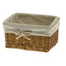 Stained Storage Basket
