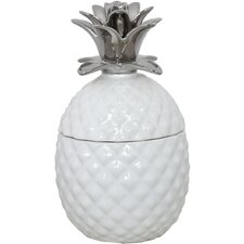 Pineapple Storage Jar