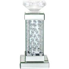 Kerzenleuchter Winston aus Glas