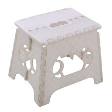 1-step Plastic Step Stool