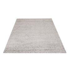 Teppich Shagi in Silber