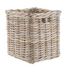 Rattan Square Storage Basket