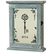 Mirrored Key Box