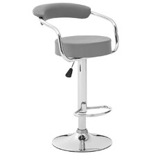 Scala Swivel Adjustable Bar Stool (Set of 2)