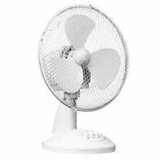 23cm Oscillating Table Fan
