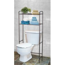 "23"" x 54"" Free Standing Over the Toliet"