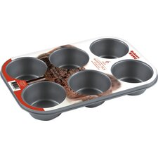 6 Cup Muffin Pan (Set of 2)