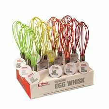 Silicone Whisk (Set of 3)