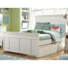 Neopolitan Panel Customizable Bedroom Set