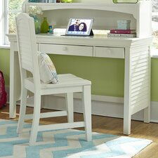 "Neopolitan 48"" W Writing Desk"
