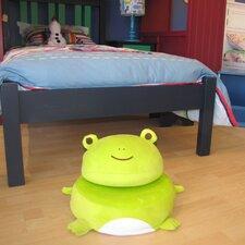 Critter Cushion Frog Kids Novelty  Chair