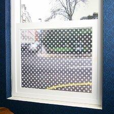 Diamonds Sheer Decorative Wall Decal