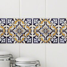 Retile Spanish Wall Decal (Set of 10)