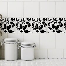 Retile Hibiscus Wall Decal (Set of 10)