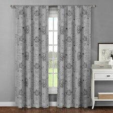 Royal Curtain Panel (Set of 2)