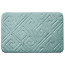 Caicos Premium Micro Plush Memory Foam Bath Mat