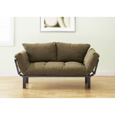 Spacely Convertible Futon Lounger