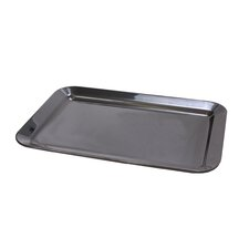 "17.5"" Melamine Rectangular Serving Tray"