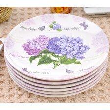 Melamine Serving Plate (Set of 6)