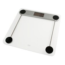 Low Profile Glass Bathroom Scale