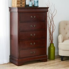 Atlasburg 5 Drawer Chest