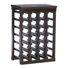 Dalmatia 24 Bottle Floor Wine Rack