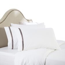 Satin 1800 Thread Count Sheet Set