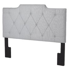 Inset Upholstered Headboard