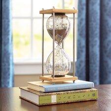 Mercury Hourglass Décor
