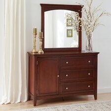 Summerville Rectangular Dresser Mirror