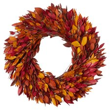 Heartwood Sunset Myrtle Wreath