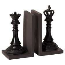 Checkmate Book End