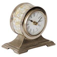 Tenney Aluminum Table Clock