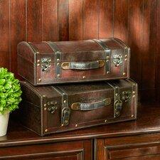 LePard 2 Piece Decorative Box Set