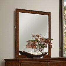 Allenport Rectangular Dresser Mirror by Simmons Casegoods