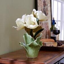 Carey Tulip Porcelain Vase