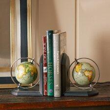 Globetrotter Book End