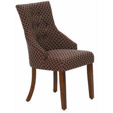 Waverly Tufted Arm Chair