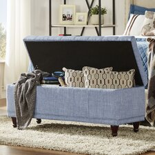 Southampton Upholstered Storage Bedroom Bench
