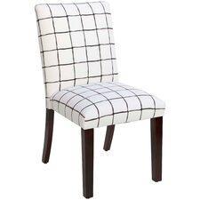 Randolh Check Parsons Chair