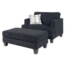Serta Upholstery Davey Grand Chair