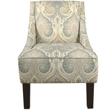 Leftwich Cotton Side Chair