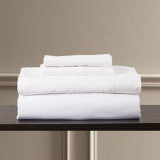 Bolivar 300 Thread Count Egyptian Quality Cotton Percale Deep Pocket Sheet Set