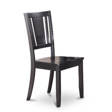 Hampton Side Chair with Wood Seat (Set of 2)