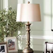 "Sweetbriar 30"" H Table Lamp with Drum Shade (Set of 2)"